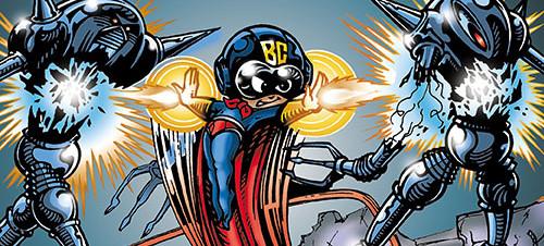 """Brainchild """"hero"""""""