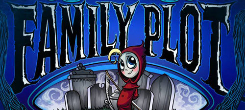 Family Plot Card Game